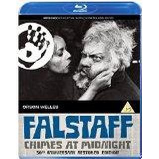 Falstaff: Chimes at Midnight [Blu-ray]